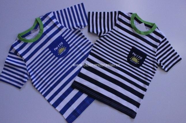 Chlapecké tričko Blue Seven vel.92  7f46408774