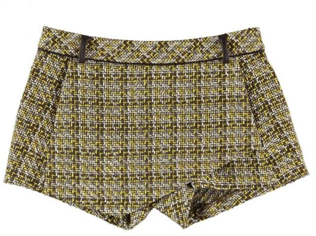 Dívčí kalhotová mini sukně Mayoral-sleva