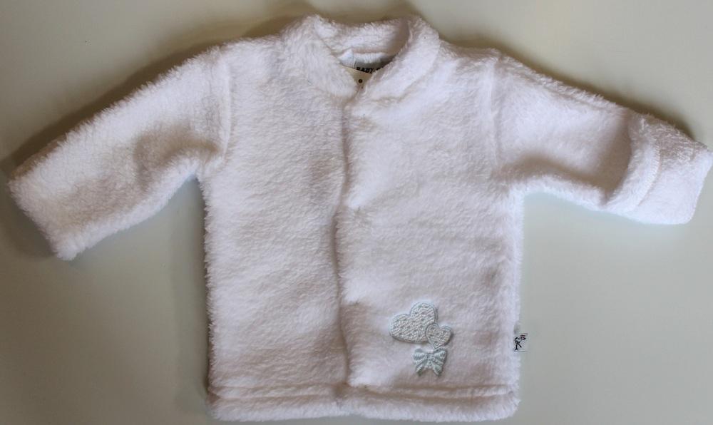 Kojenecký kabátek BABY SERVICE vel.74 sleva