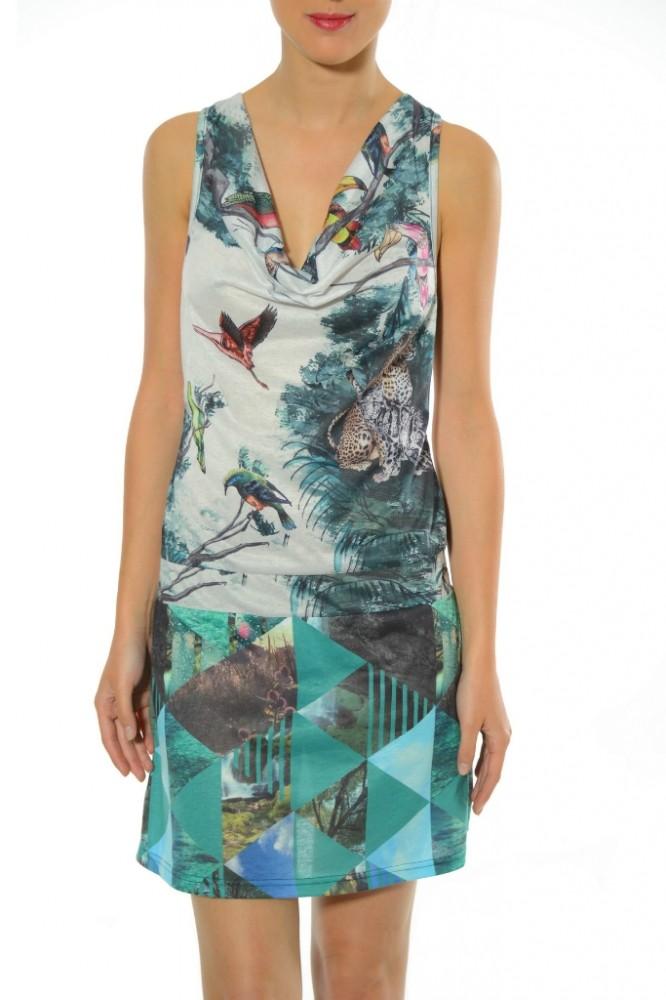 Dámské letní šaty Smash! Periquito