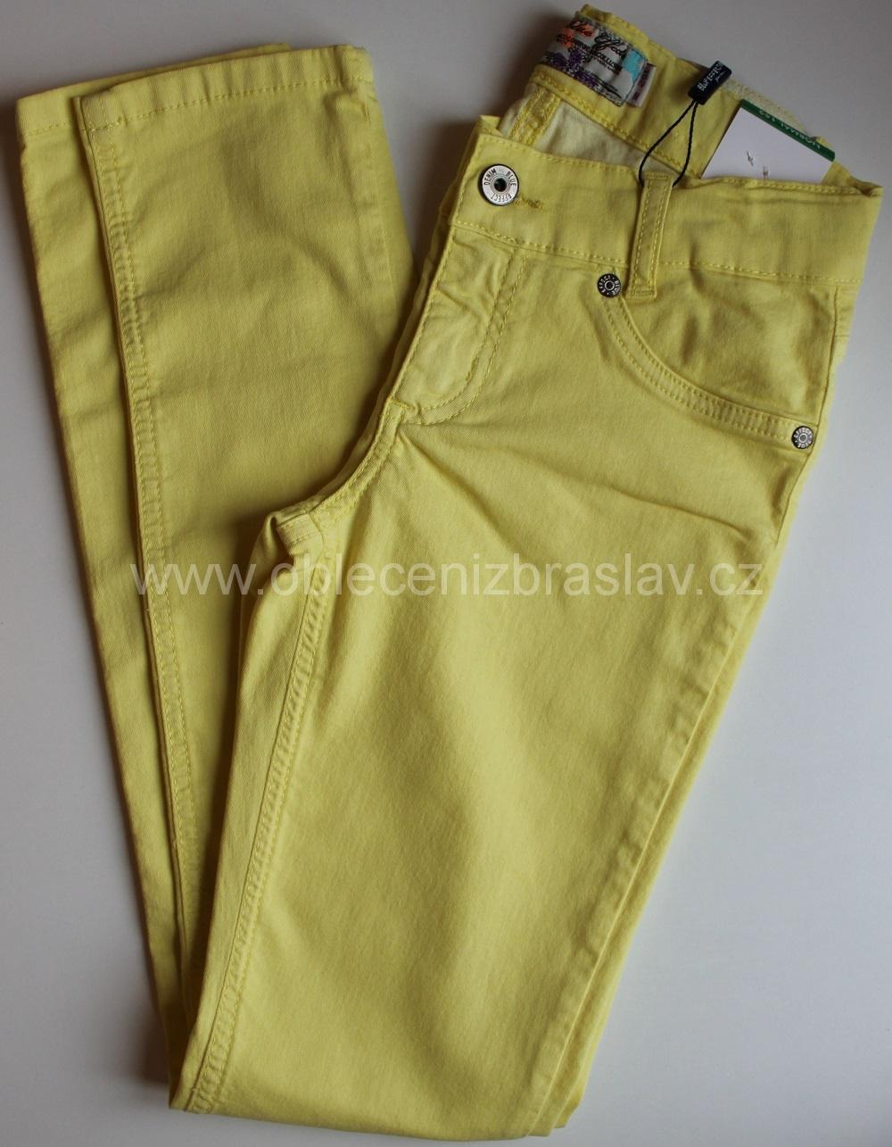 Dívčí kalhoty - Blue EFFECT