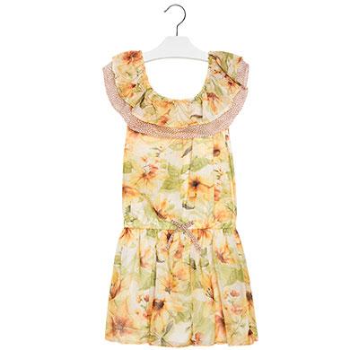 Letní šaty - Mayoral- sleva