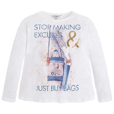 Dívčí tričko Mayoral-slevy vel.152,157,162