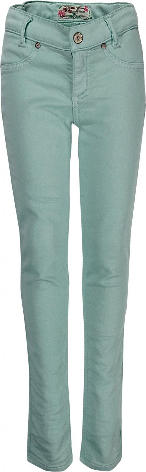 Strečové dívčí kalhoty - Blue Effect vel.152