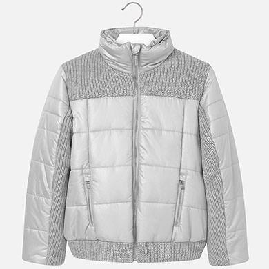 Dívčí zimní bunda - Mayoral vel.152,162 SLEVA