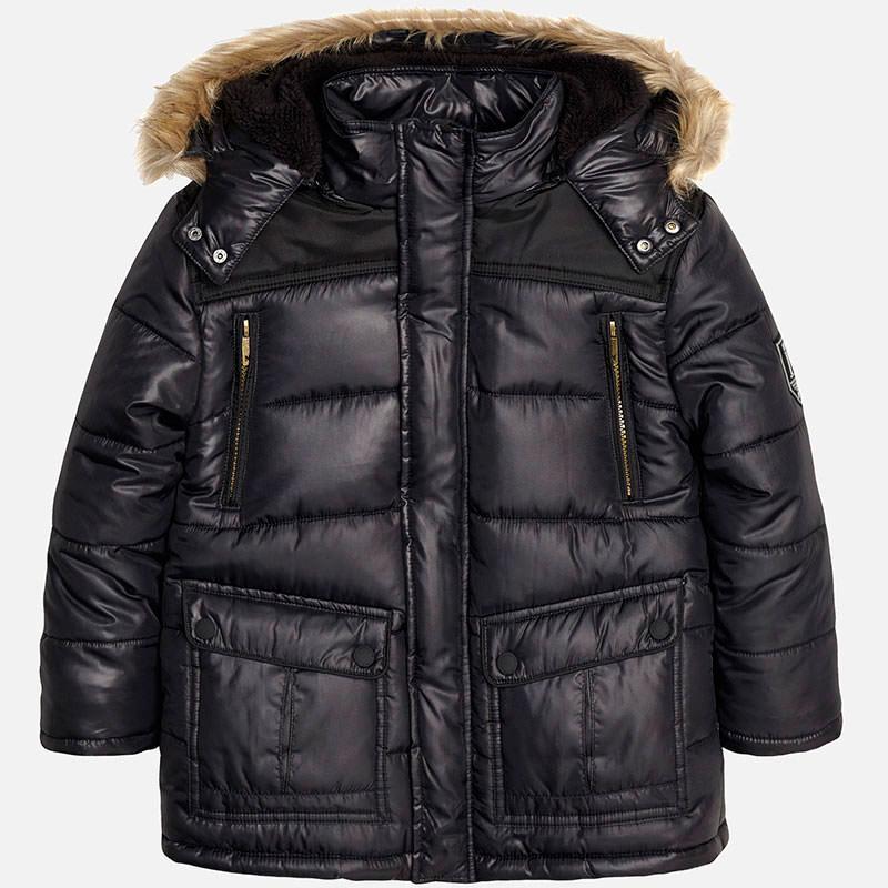Chlapecká zimní bunda - Mayoral sleva vel.160,172