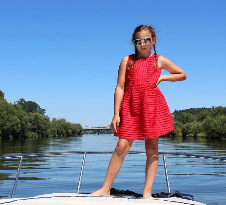 Dívčí šaty - Mayoral vel.162