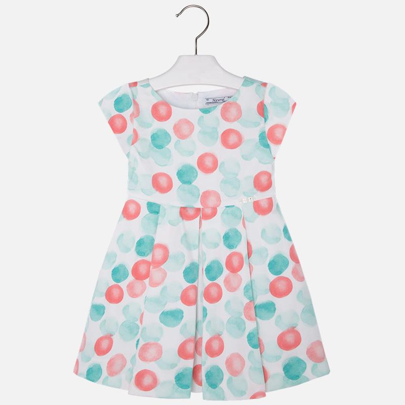 Dívčí šaty -Mayoral-SLEVA vel.134