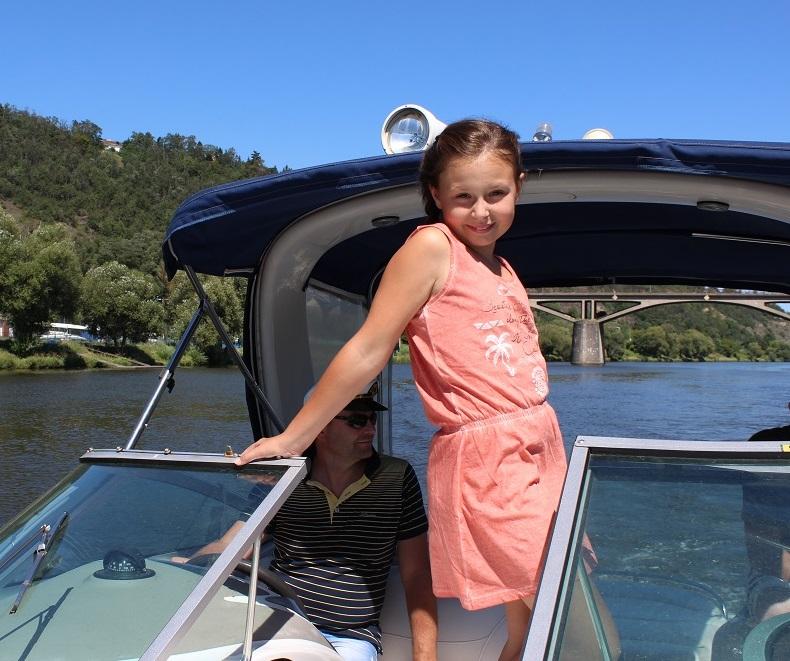Díčí letní šaty - Blue seven vel.152,164,176