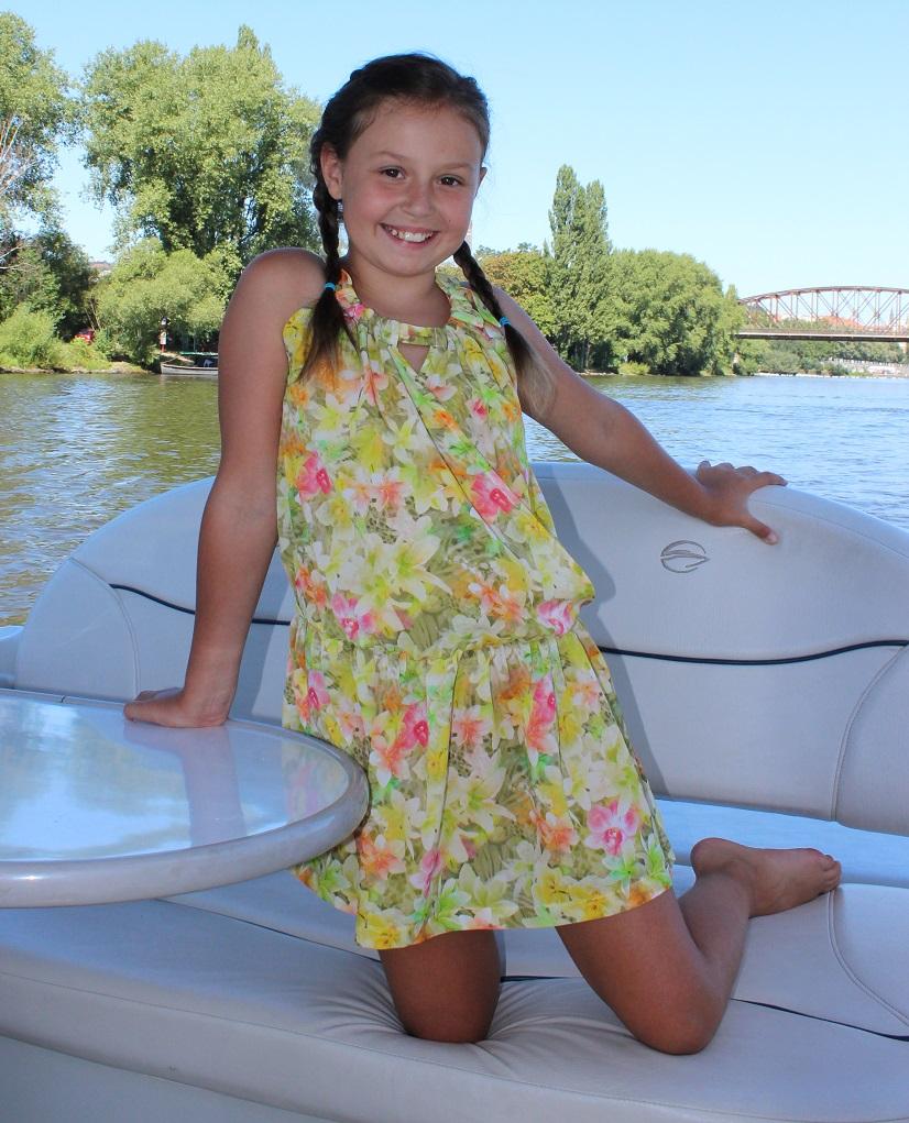 Dívčí šaty -Mayoral