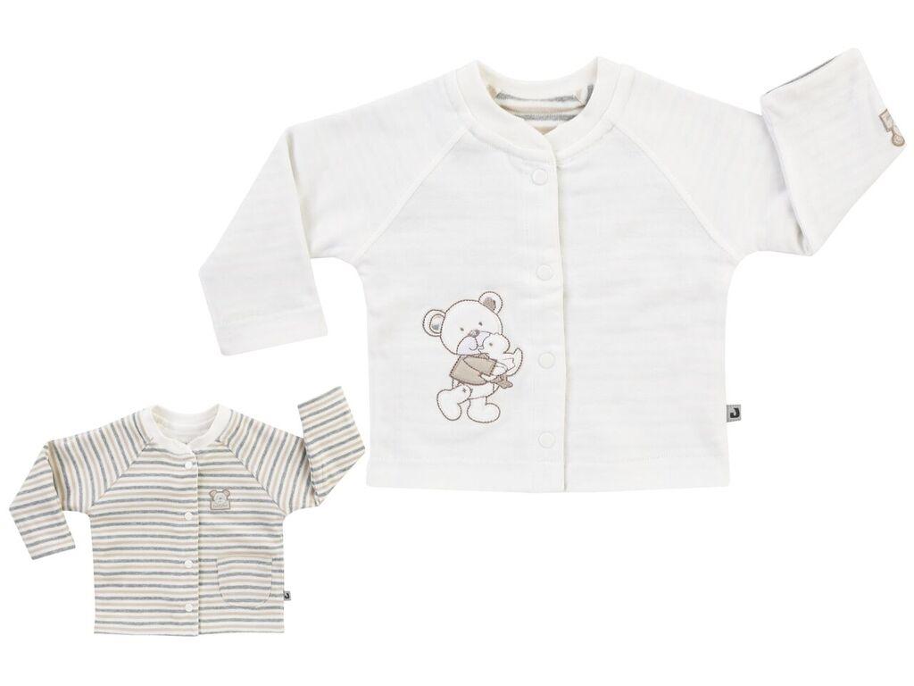 Oboustraný kojenecký kabátek -Jacky vel.68,74