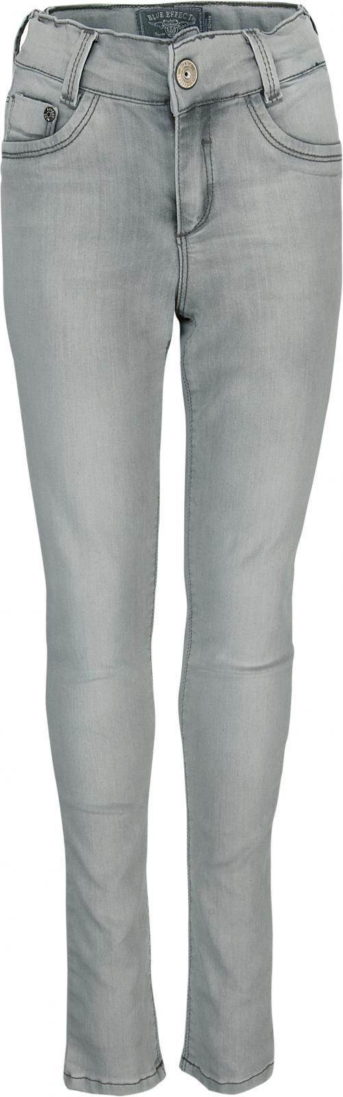 Dívčí džíny-šedé-Blue effect