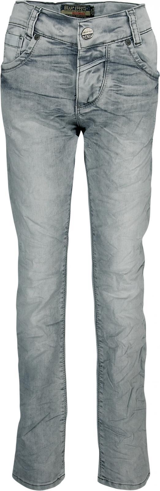 Chlapecké džíny-šedé-Blue effect