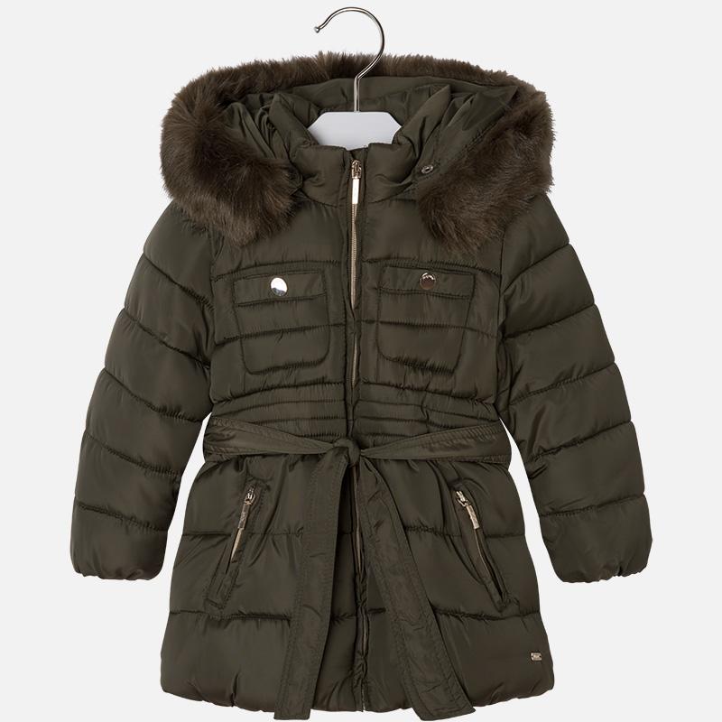 Dívčí zimní kabátek/bunda-Mayoral ve,116,134