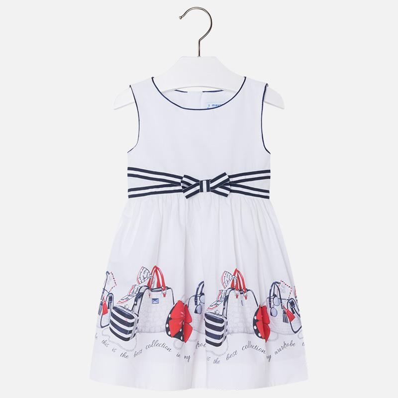 Dívčí šaty Mayoral vel.110,122