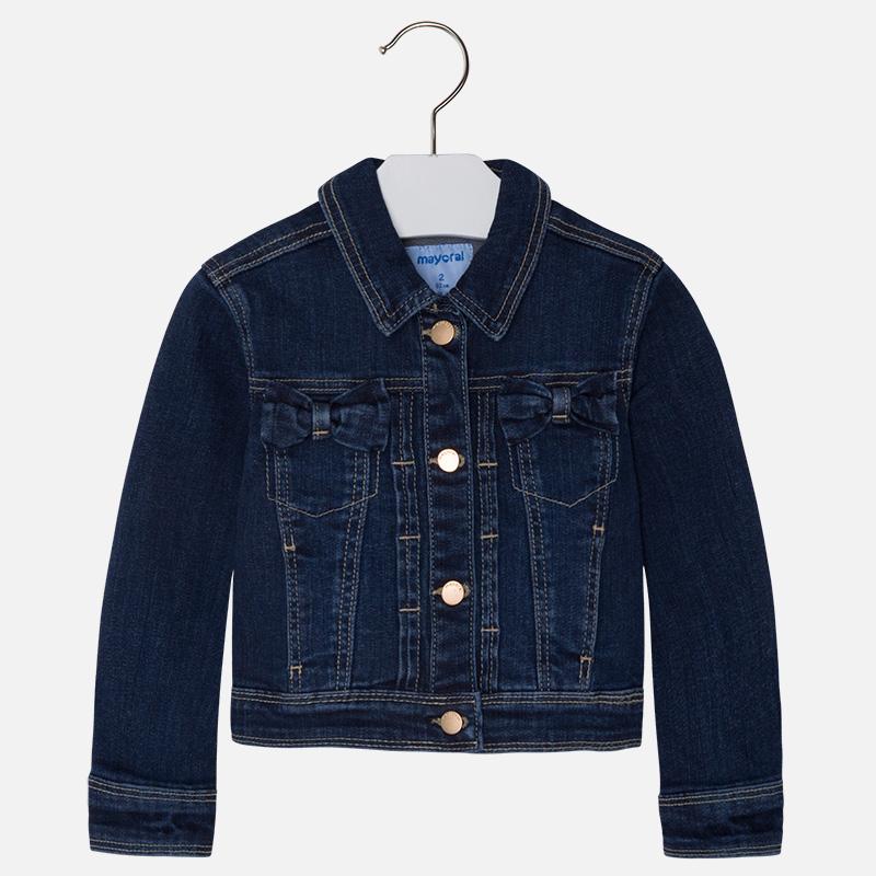 Dívčí džínová bunda MAYORAL/vel.110