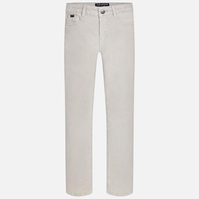 Chlapecké manžestrové kalhoty- Mayoral vel.128 d11a2c4328