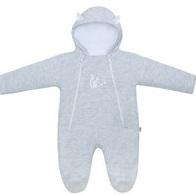 Zimní overal pro kojence vel.56,62