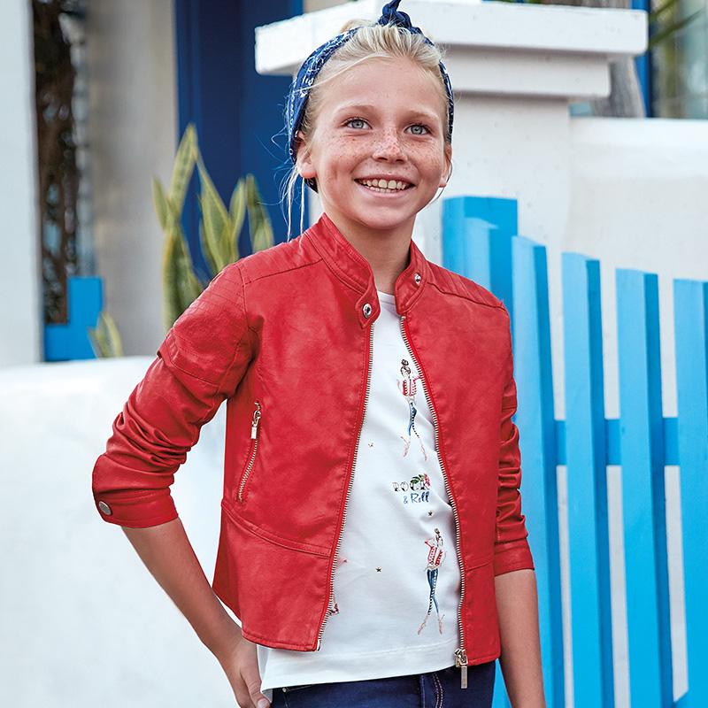 Dívčí bunda-Mayoral vel.152,157