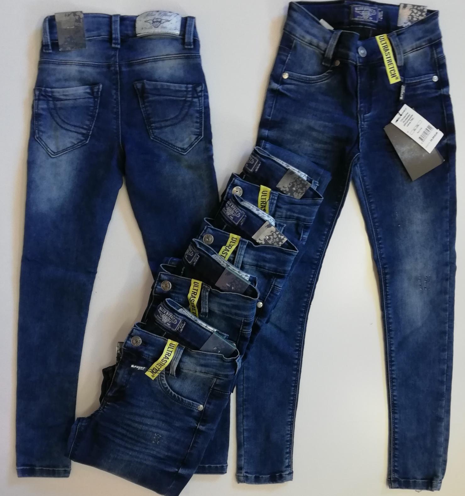Dívčí džíny Blue effect vel. 128,134,140,146,158,164