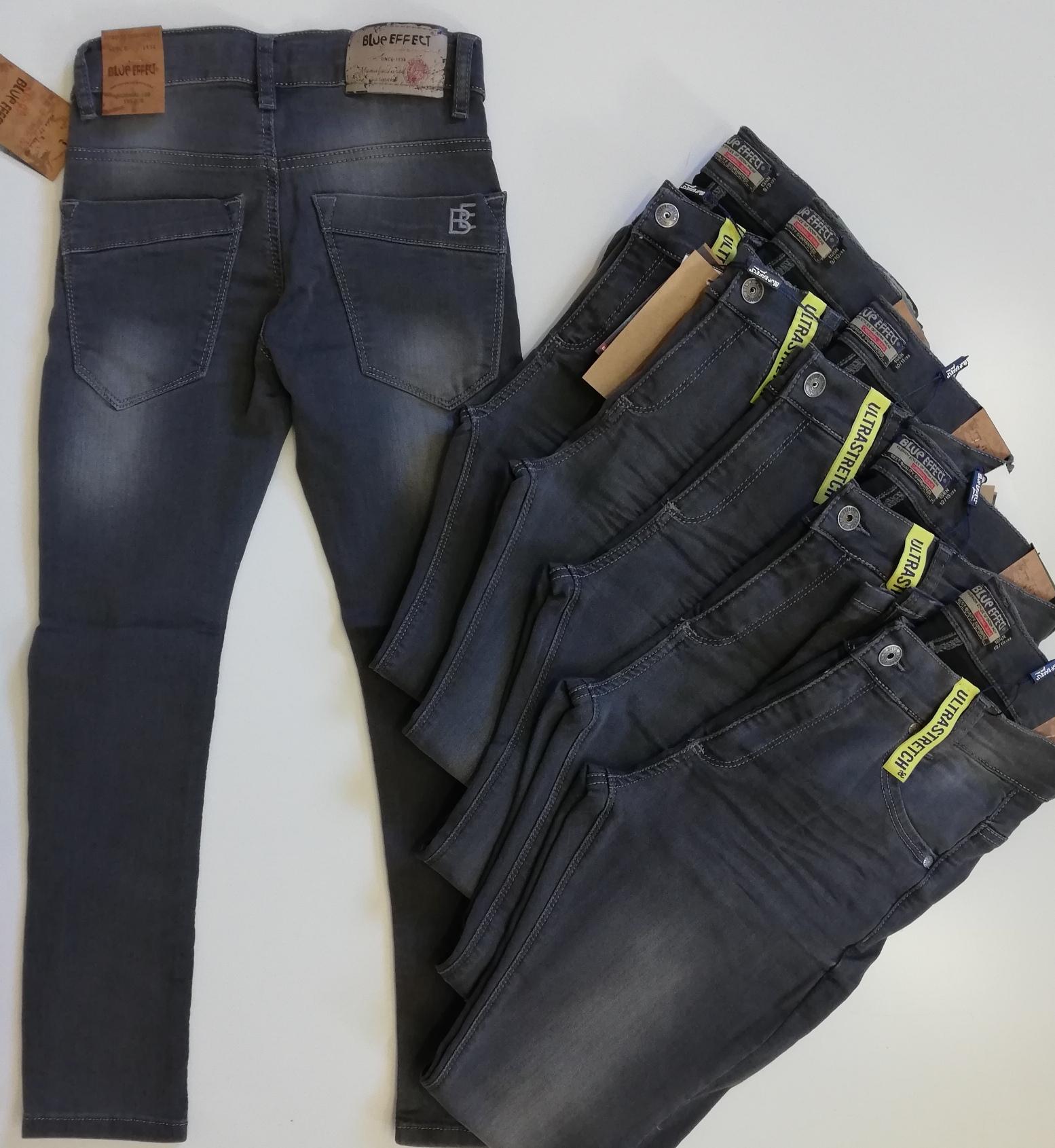 Chlapecké džíny Blue effect vel. 128,134,140,246,158,164