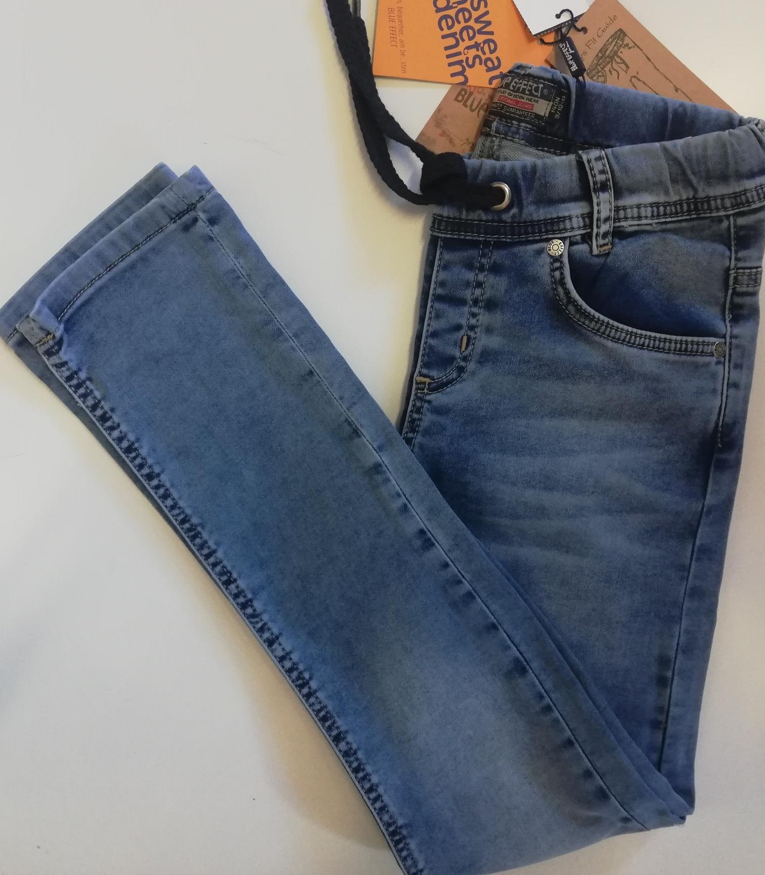 Chlapecké džíny Blue effect vel. 134,140,146 152,158,164