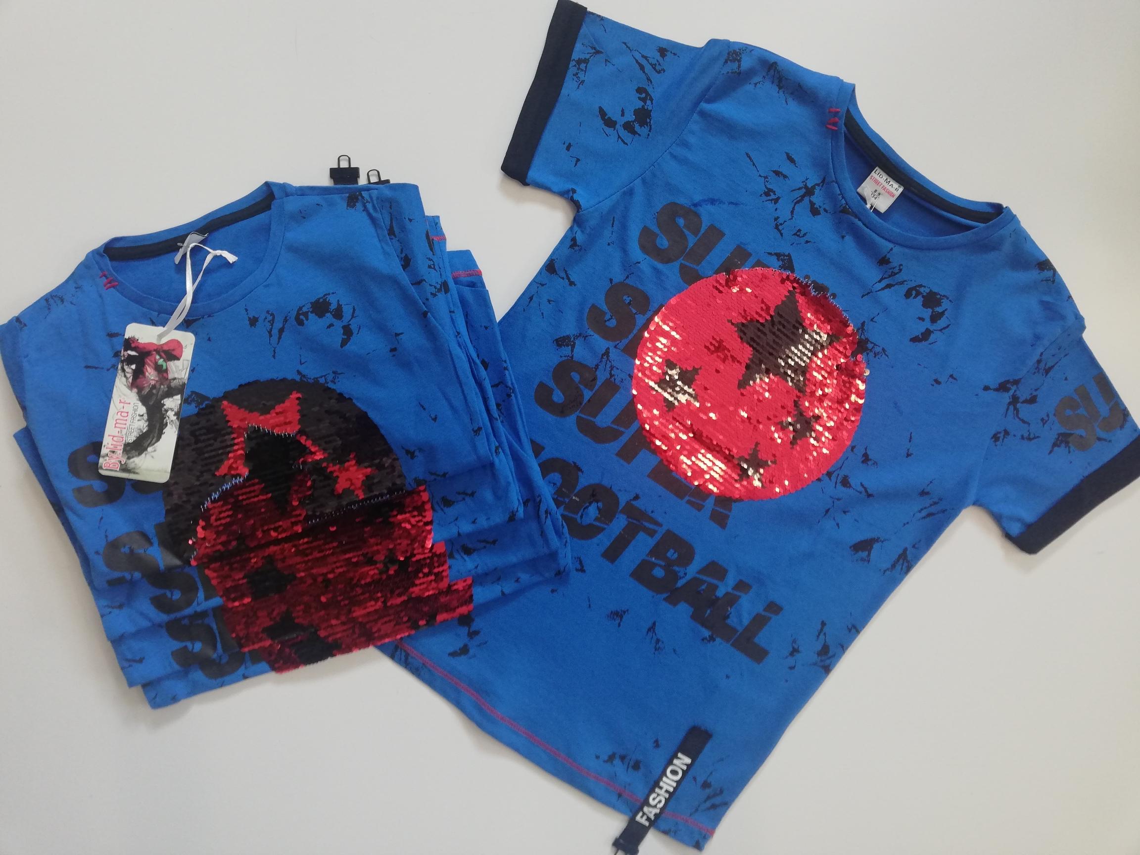 542b8fccc856 Chlapecké tričko vel. 116