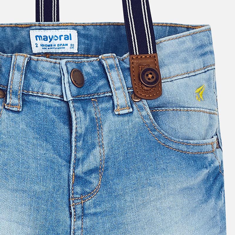 Kompletní specifikace. Chlapecké džíny s kšandami-Mayoral 2355ea3daf