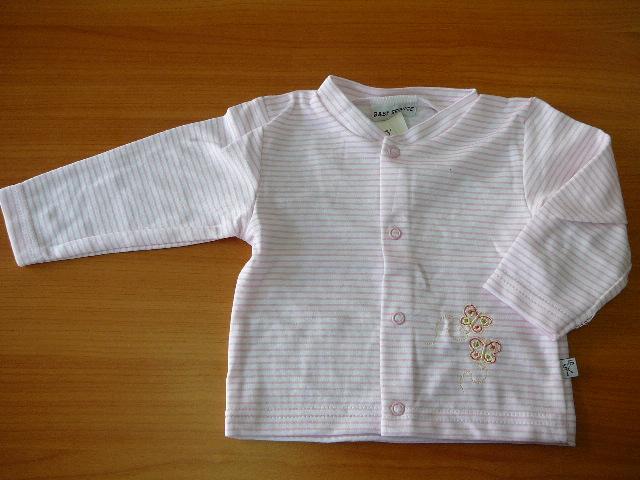 Dívčí kojenecký kabátek Baby Servis