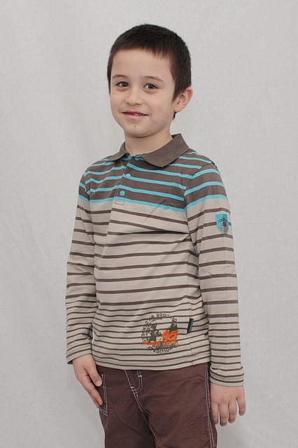 Chlapecké triko Coccodrillo