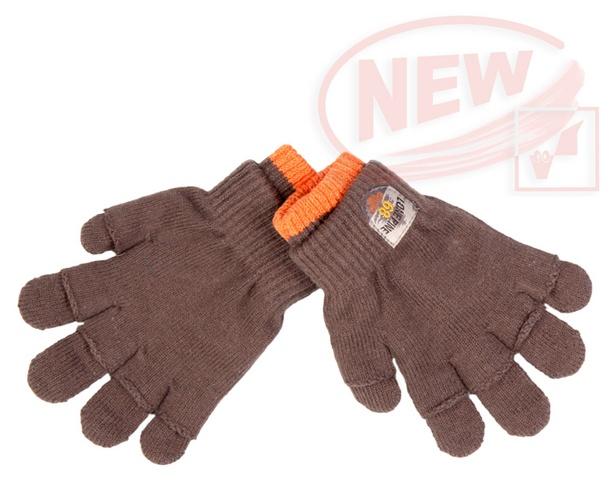 Pletené rukavice Coccodrillo 3v1