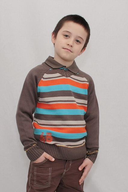 Chlapecký svetr Coccodrillo - sleva