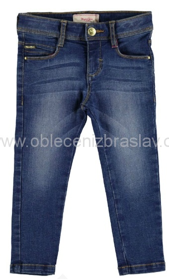 Dívčí elastické džíny Mayoral