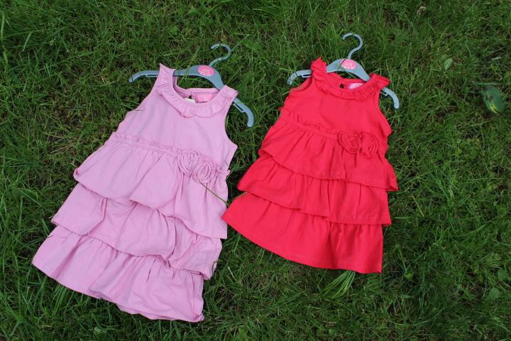 Dívčí letní šaty Minoti