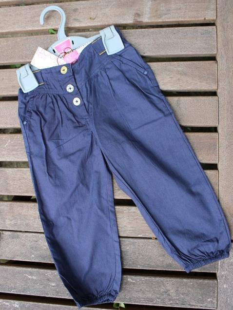 Dívčí kalhoty Minoti
