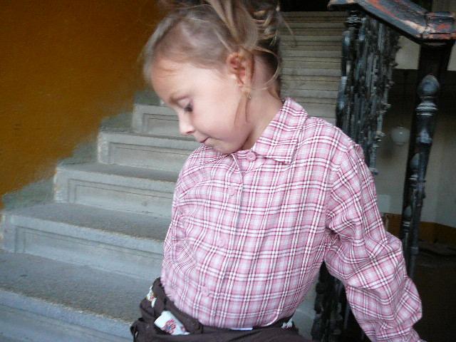 Dívčí halena Coccodrillo -sleva