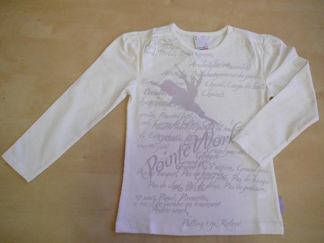Dívčí tričko Coccodrillo